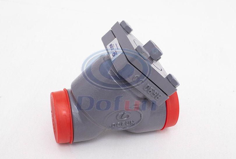 FVD-S Welding Straight-Through Filter